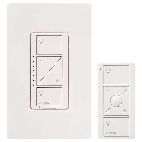 Lutron Caseta Wireless 600 150 Watt In Wall Dimmer With