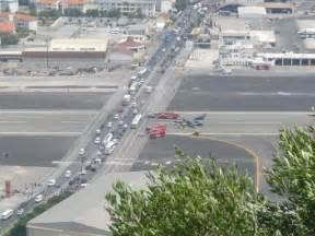 Curiosities: Gibraltar Airport Gibraltar