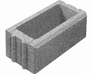 Betonsteine Gartenmauer Preise : mauerstein vollstein bellamur grau 50x25x20 cm bei hornbach kaufen ~ Frokenaadalensverden.com Haus und Dekorationen