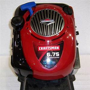 Briggs  U0026 Stratton Vertical 6 75 Hp Quantum Es 25mm X 3