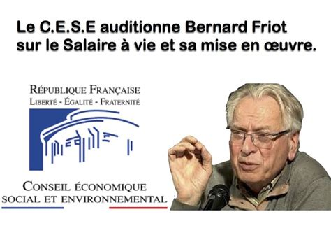 le c e s e re 231 oit bernard friot sur le th 232 me du salaire 224