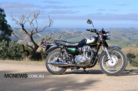 Review Kawasaki W800 by Kawasaki W800 Review Mcnews Au