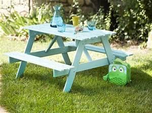 Table De Jardin Enfant : youhou un coin jardin r serv aux enfants elle d coration ~ Teatrodelosmanantiales.com Idées de Décoration