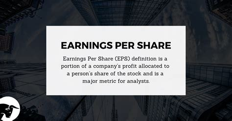 earnings  share definition archives  traders