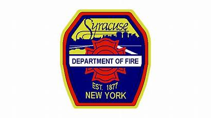 Fire Department Syracuse Firefighter Mda Boot Fill
