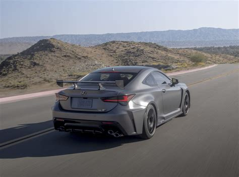 2020 Lexus Rc F Track Edition 0 60 by 2020 Lexus Rc F Track Edition Revealed A New Japanese