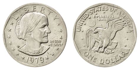 1979 susan b anthony dollar value 1979 p susan b anthony dollars narrow rim far date value and prices
