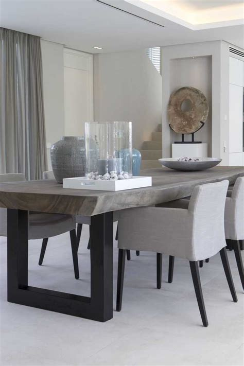 contemporary dining room sets including stunning table