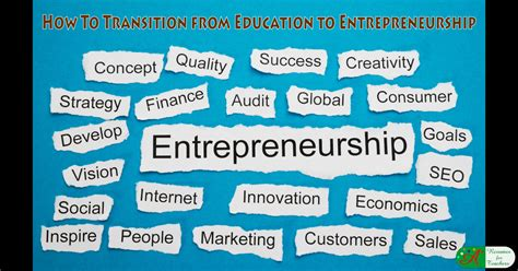 transition  education  entrepreneurship