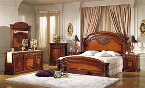 awesome chambre a coucher royal italy images design With meuble italien