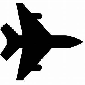 Fighter Jet Icon - Free PNG and SVG Download