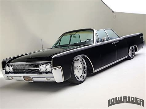 6264 Lincoln Continental Convertible  Cars I Would Own