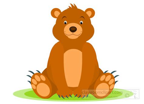 Grizzly Bear Clip Art Free