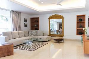 Contemporary, Minimalist, Home, With, Indian, Design