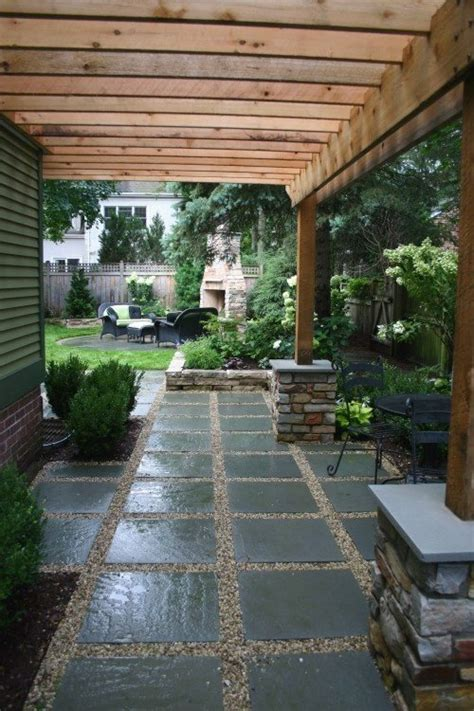 pea gravel patio pea gravel patio pictures and ideas