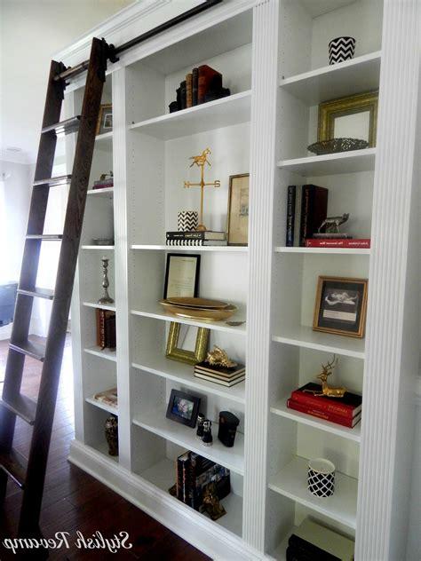 ideas  ikea billy bookcases