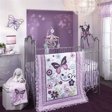 butterfly themed nursery for girls inspiration of