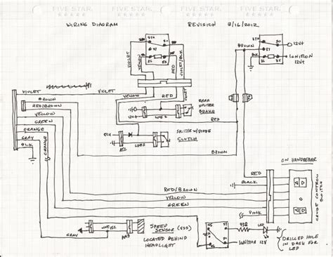 990 Wiring Diagram by Time I Think Electronic Cruise On My 990