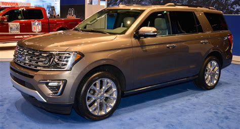 New Ford Expedition Redesign 2018 by 2018 Ford Expedition Is The New Big Kid On The Block