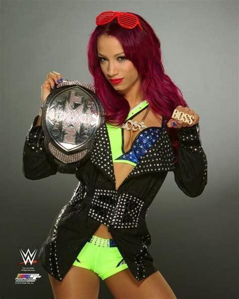 Sasha Banks WWE 2019