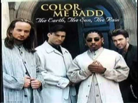 color me badd where are they now color me badd i ll never this way again