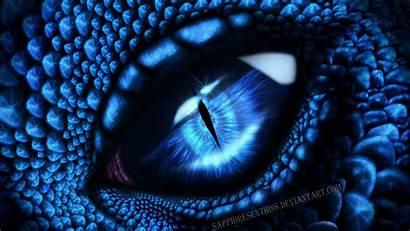 Eye Sapphire Background Dragon Sapphiresenthiss Eyes Wallpapers