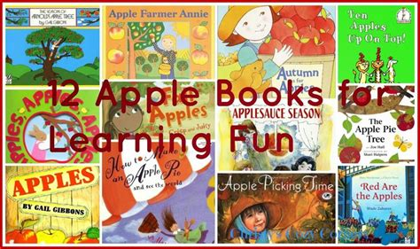 apple books for preschool and early elementary learning 777 | d42caee51de3e1a94459ef896bc5ec6e