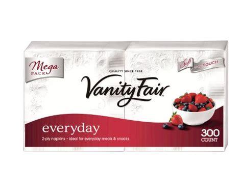 vanity fair customer service vanity fair everyday napkins 300 count food service