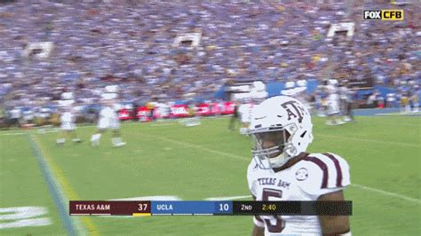 today marks 99 days until kickoff let us remember with colt mccoy s 99th career touchdown cfb