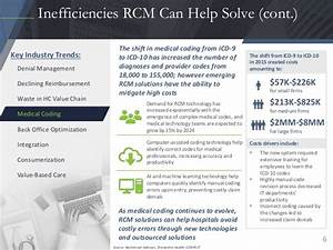 Healthcare Industry Highlight  Revenue Cycle Management