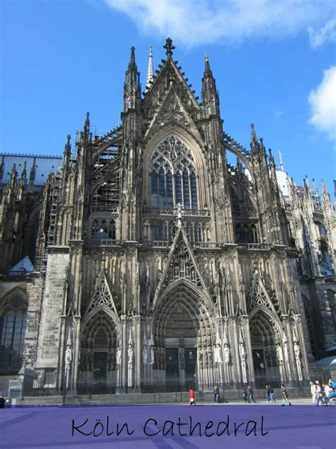 A Visit To The Impressive Gothic Köln Cathedral In Cologne