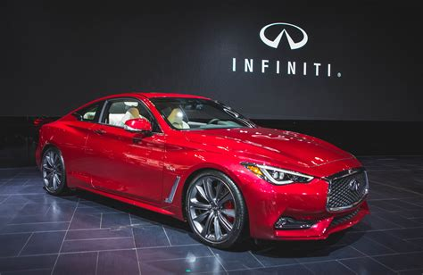 2017 Infiniti Q60 Sports Coupe Makes National Debut At