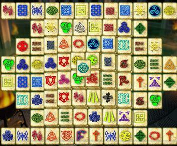 majong cuisine celtic mahjong gratuit en plein écran jeu en ligne et flash