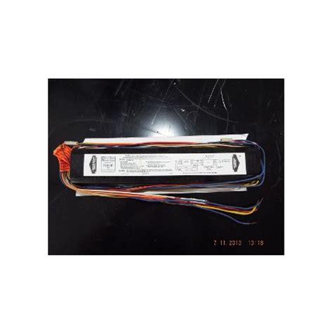 Bodine Series Fluorescent Emergency Ballast