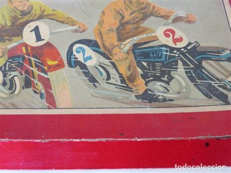 Se agregan miles de imágenes nuevas de alta calidad todos los días. antiguo juego carreras de motos - años 30 40 - Comprar ...