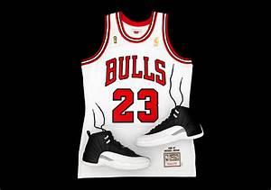 Mitchell Ness Releasing Michael Jordan39s 1997 NBA Finals