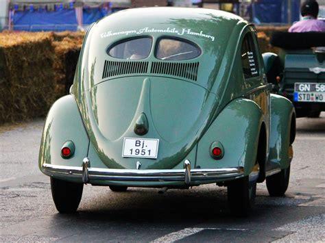 Volkswagen Pretzel Beetle (1951) Type 11