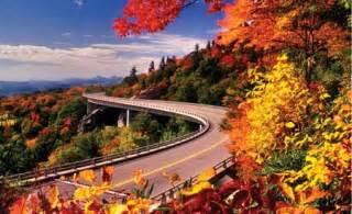 Fall Blue Ridge Parkway North Carolina