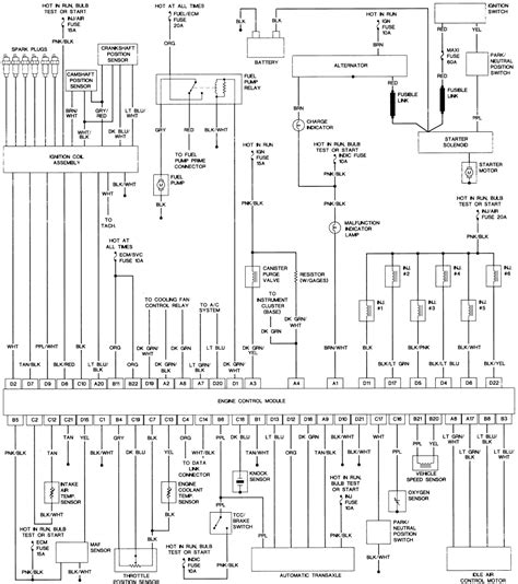 92 Grand Am Engine Diagram by Repair Guides Wiring Diagrams Wiring Diagrams