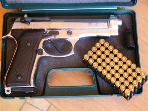malette de bureau troc echange arme pistolet 9mm comme neuf sur troc com