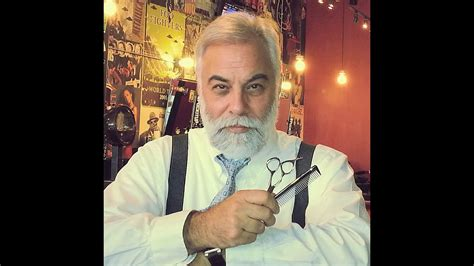 brighten  whiten gray silver  white beards