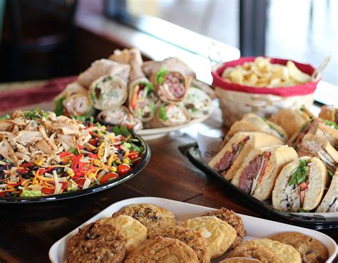 office lunch catering dilemma how to serve your group