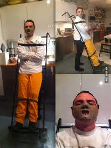 Hannibal Lecter Silence of the Lamb Costume