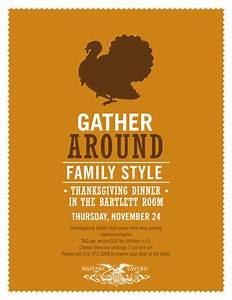 thanksgiving dinner invitation card design with brown With wedding invitation cards turkey