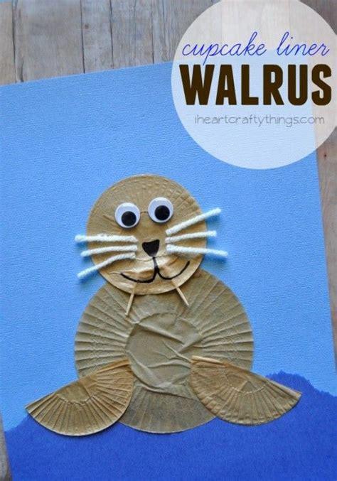 best 25 seal craft ideas on seal crafts for 848 | b52a4deaa9169c4f44d2563a0159d7d6 preschool animal crafts ocean animal crafts
