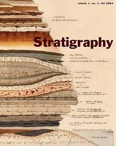 Opinions on stratigraphy