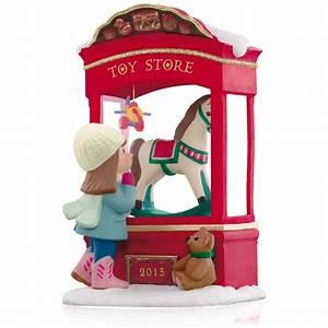 2015, Toy, Store, Dreams, Hallmark, Keepsake, Ornament