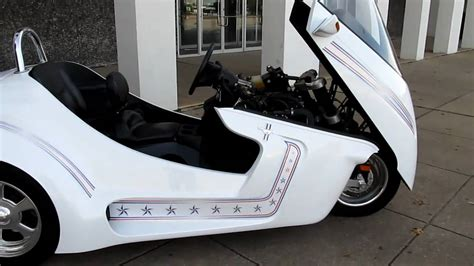 Stallion Trike For Sale Automatic Loaded With Extras