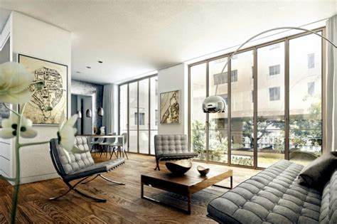 Your Home Interior Design : Interior Design Ideas For Penthouse