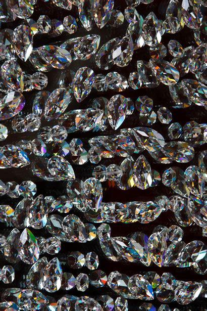 glass crystals  black  stock photo public domain